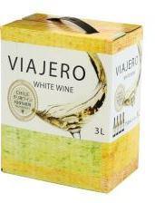 お買い得ワイン!3リットル バッグ・イン・ボックスワイン ヴィアヘロ 白3リットル(VIAJERO)