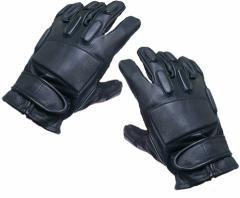 KA-Glove-01-F SWAT レザーグローブ-フルフィンガ...