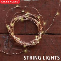 【KIKKERLAND/キッカーランド】STRING LIGHTS ス...