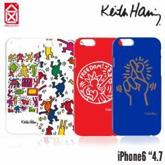 【CASE SCENARIO/ケースシナリオ】iPhone6 ケース キースヘリング ハードケース 4.7inch Keith Haring【メール便OK】