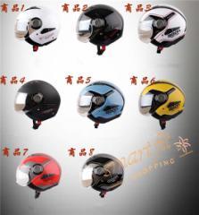 バイクヘルメット ジェット 男女共用ヘルメット  春、夏、秋、冬 PSC付き BEON-216 送料無料