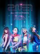 ◆10%OFF☆2NE1 2DVD【2014 2NE1 WORLD TOUR 〜ALL OR NOTHING〜 in Japan】14/12/10発売