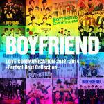 ◆BOYFRIEND 2CD【BOYFRIEND LOVE COMMUNICATION 2012〜2014 - Perfect Best collection -】15/6/10発売