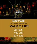 ◆10%OFF+送料無料☆防弾少年団 Blu-ray【防弾少年団 1st JAPAN TOUR 2015「WAKE UP:OPEN YOUR EYES」】15/5/20発売