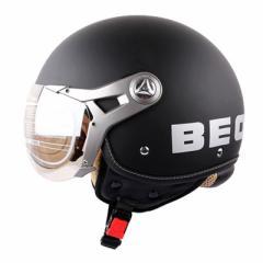 激安 人気 バイクヘルメット BEON B100 オフロード 男女共用ヘルメット  春、夏、秋、冬 シールド付き Bike Helmet フリップアップ