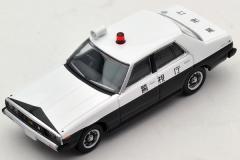 1/64 トミカリミテッドヴィンテージNEO【LV-N120a スカイラインパトカー(前期型)】トミーテック