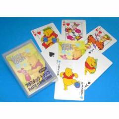 トランプ【プラスチックトランプ くまのプーさん】エンゼルプレイングカード