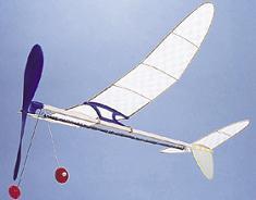 ユニオンクラフトホビー ゴム動力飛行機【LP-06 B級ライトプレーン オリンピック 最上級者向】UMユニオンモデル