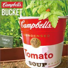 バケツ(キャンベル缶)/campbell'sスープアウト...