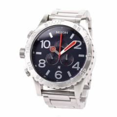 ニクソン NIXON 腕時計 51-30 CHRONO NAVY A083-307 A083307 送料無料