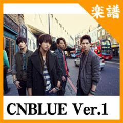 (購入数による割引有)韓国楽譜 CNBLUE(シーエヌブルー)ピアノ印刷楽譜 Ver.1 (Cant Stop、ラララ、直感などの11曲中1択)
