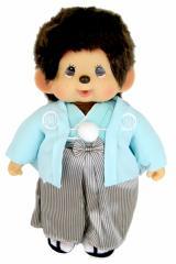 セール★紋付袴モンチッチ 男の子 L (スタンダード) 着物/和風/はかま/プレゼント等に♪