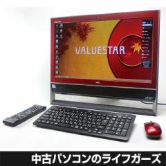 NEC 液晶一体型PC/Windows8/Celeron B830 1.8GHz/RAM4GB/HDD1000GB/DVDマルチ/21.5型ワイド/無線LAN/地デジ/VN370/JS 中古PC 1961