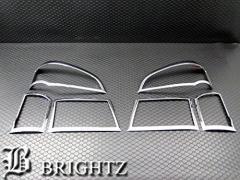 ジェネレーションキャンター 前期 メッキヘッドライトリング
