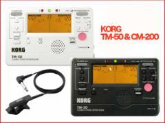 KORG/チューナーメトロノームマイクセット TM-50 ...