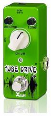 Xvive/エフェクター V7 TUBE DRIVE GREEN XV-V7 オーバードライブ【エックスバイブ】