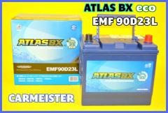 ATLAS ECO EMF90D23L アトラス エコ 国産車用 バッテリー
