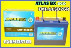 ATLAS ECO EMF115D26R アトラス エコ 国産車用 バッテリー