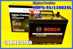 HTP-S-95/130D26L BOSCH ボッシュ 国産車用 ハイテックプレミアム バッテリー