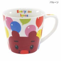 ◆ふうせんいぬティニー[マグカップ]陶器製マグカップ【インテリア】【バルーン】プレゼント、贈り物、キャラクターグッツ通販、