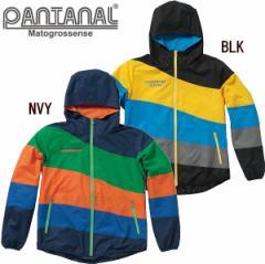 パンタナール PANTANAL 15SS ウインドZIPパーカー 07149 フットサル パーカー 納期3〜7日