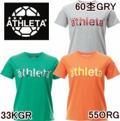アスレタ ATHLETA 15SS レディースカフェブラカモフラTシャツ 08111 レディースTシャツ 納期3〜7日