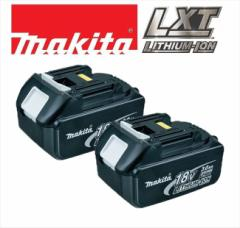 マキタ 純正 BL1830 バッテリー 18V 2個セット /3.0Ah/BL1840,BL1850 機種対応/リチウムイオンバッテリー/蓄電池/リチウムイオン電池