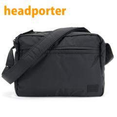 ヘッドポーター HEAD PORTER バッグ メンズ ショルダーバッグ(M)  ブラックビューティー ブラック HP-3130