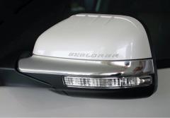 フォード エクスプローラー ドア サイド ミラー クローム トリム 送料無料