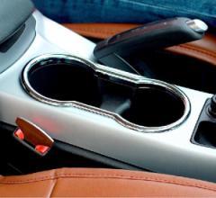フォード クーガ カップホルダートリム クロームカバー 送料無料