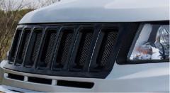 Jeep ジープ コンパス フロント グリル カバー トリム 送料無料