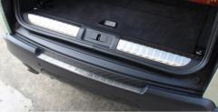 レンジローバー スポーツ リア バンパー トランク クローム 送料無料