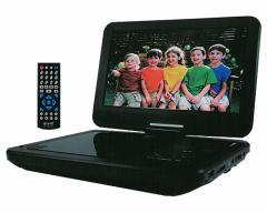 CPRM対応 3電源! 10.1型 車載対応 ポータブル DVDプレーヤー バッテリー内蔵 arwin アーウィン APD-100N-ONE 即納!!