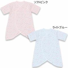 NEW MY FIRST BABYDOLL_クマ総柄コンビ肌着-新生児用 ベビーサイズ ベビードール 子供服-9035