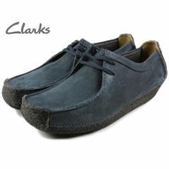 20%OFF クラークス Clarks NATALIE ナタリー ミッドナイトブルー 335E-BLUS メンズ