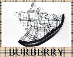 あす着 BURBERRY BLUE LABEL バーバリーブルーレーベル ノースリーブ チェック柄 トップス ブラック レディース ギフト プレゼント