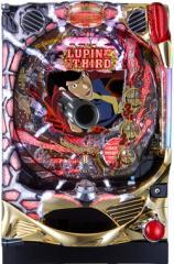 中古パチンコ実機 CR ルパン三世〜消されたルパン〜394ver 循環加工、フリーハンド加工仕様