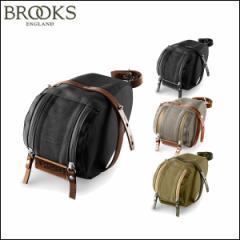 """BROOKS ブルックス """"ISLE OF WEIGHT SADDLE BAG"""" Mサイズ サドルバッグ 4色バリ 自転車"""