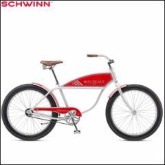 "SCHWINN 2016 シュウィン""MISCREANT"" ミスクリアント 24インチ ビーチクルーザー 自転車"