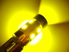 【LED H3バルブ 12V/24V共用】ハイセンスなLEDフ...
