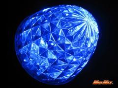 MADMAX製 LED 16連 バスマーカーランプ 24V用 ブルー