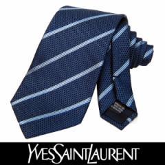 Yves Saint Laurent イヴサンローラン ネクタイ 新柄 シルク メンズ 紳士 ビジネス フランス製 (19)