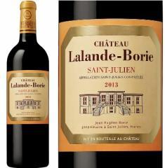 シャトー・ラランド・ボリー 2013年 750ml 【赤ワイン/フルボディ/フランス/ボルドー】【デュクリュ・ボーカイユ】