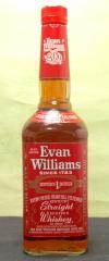 【12本まで送料1本分】(北海道、沖縄、離島地域は除く。配送は佐川急便指定。)「エヴァン ウィリアムス 12年」750ML瓶
