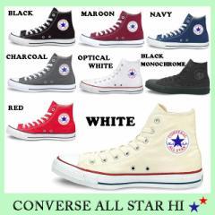 コンバース CONVERSE CANVAS ALL STAR HI キャンバス オールスター ハイ 定番モデル/メンズ