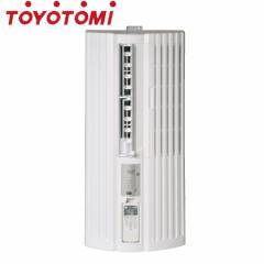 【送料無料】TOYOTOMI/トヨトミ 窓用エアコン 冷房専用 【4.5〜7畳用】 TIW-A180E-W ※代引不可