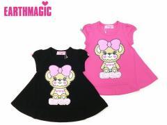 EARTHMAGIC アースマジック 子供服 17春 マフィーAライン半袖Tシャツ  ea37141263 マフィ