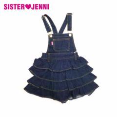 JENNI ジェニィ 子供服 17春 STデニムジャンパースカート je74620