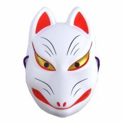 狐面「フォックスマスク」(お面/BABYMETAL/ベビーメタル/キツネ/フォックスサイン/ヘビメタ/アイドルユニット)