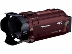 パナソニック 4K デジタルビデオカメラ  64GB内蔵 HC-WX970M-T (ブラウン)